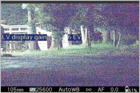 デジタル一眼レフを暗視スコープに機能拡張する