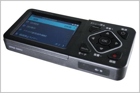 パソコンいらずでビデオテープをデジタル化する