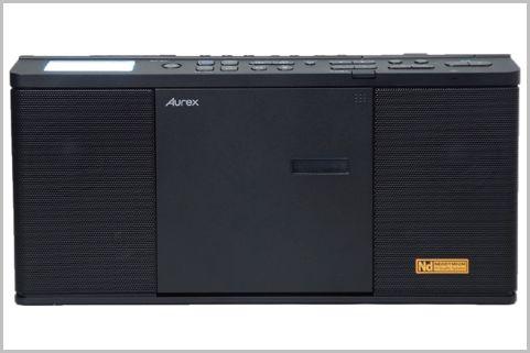 ポータブルラジオのベストバイ「Aurex」とは?
