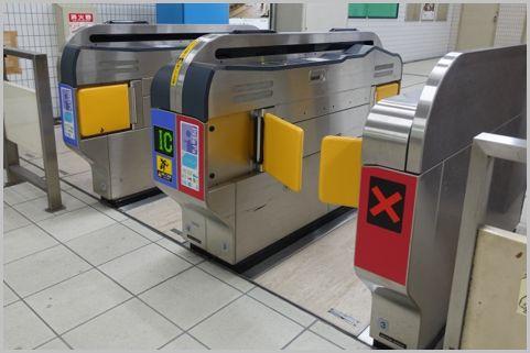 関西の交通系IC「PiTaPa」またぎ乗車の制限は?