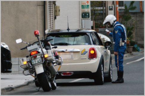 身に覚えのない交通違反に効く効果的な一言は?