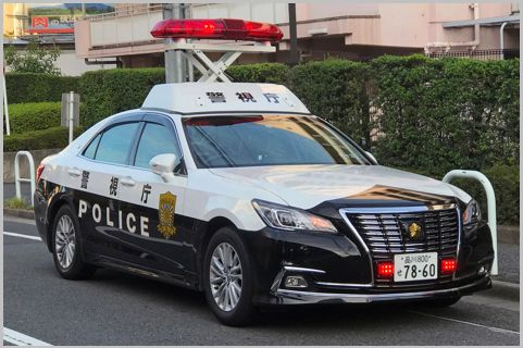 警察用語で「うかんむり」何の犯罪を意味する?