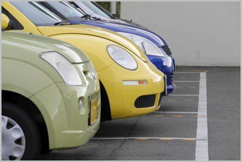 Suica決済でレンタカーやカーシェアが割引価格