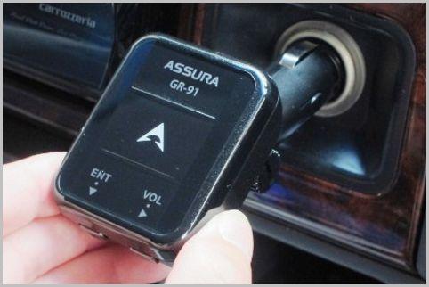 挿すだけで使える「スピード取締り警報器」とは