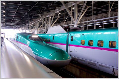 新幹線が始まって以来の50%割引がもうすぐ終了