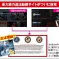 NetflixやHuluの海賊版動画サイトの実態を調査