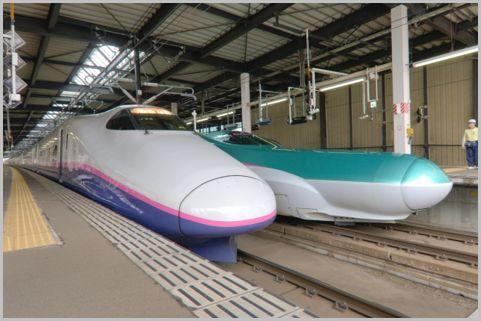 Suicaを使って新幹線へ半額以下で乗車する方法