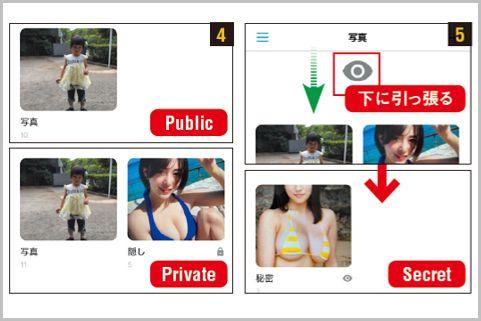 フェイクアルバムが作れる写真管理アプリとは?