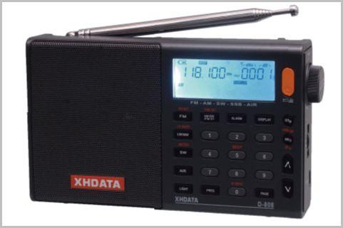 1万円を切るエアーバンドラジオ「D-808」の評価