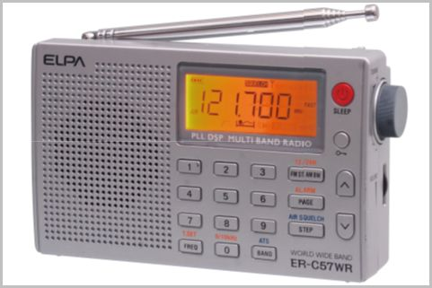 5千円を切る唯一の「エアーバンドラジオ」は?