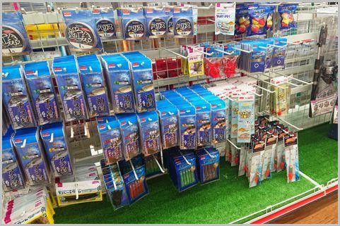 ダイソー釣り用品で注目は専門店より安い小物類