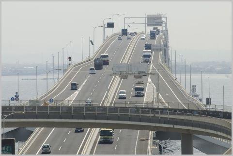 ETCでなく現金で支払うと大損する高速道路は?