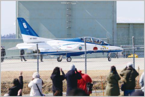 自衛隊基地で訓練飛行を撮影する時のマナーとは