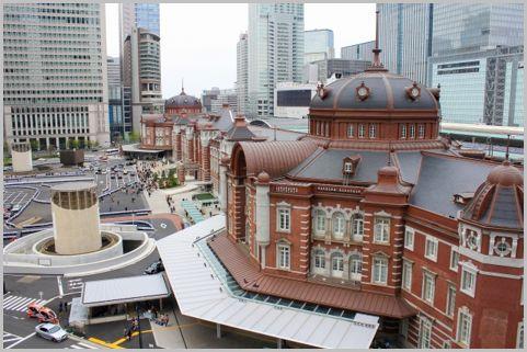東京駅で手荷物を運んでくれるポーターサービス