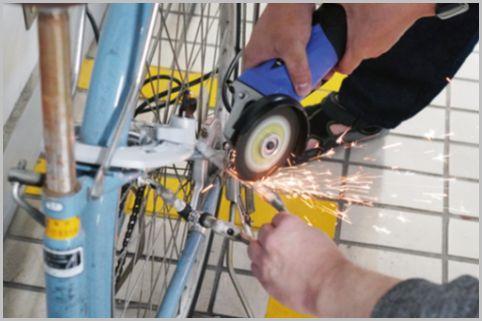 外付け自転車ロックのどのタイプが盗難に強い?