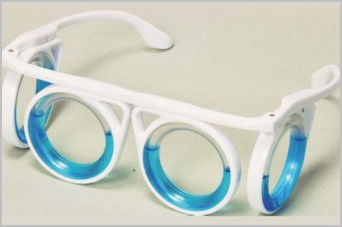 4千円弱の「乗り物酔い防止メガネ」効果を検証